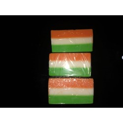 Tri-Color - Indian Flag -...